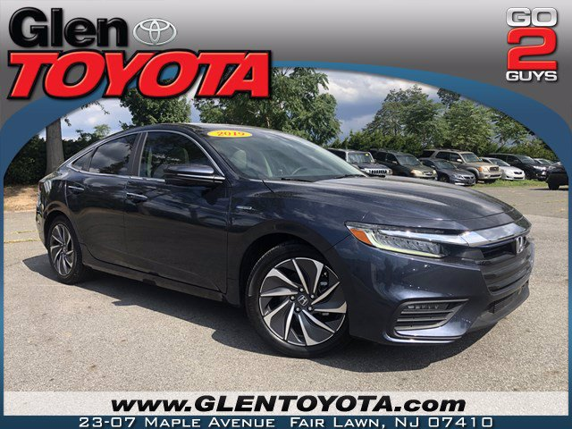 Pre-Owned 2019 Honda Insight Touring