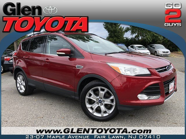 Pre-Owned 2013 Ford Escape SEL 4-CYL 4WD SUV