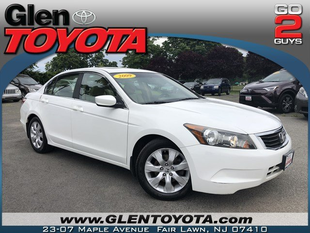 Elegant Pre Owned 2009 Honda Accord Sdn EX L 4 CYL 4DR SEDAN