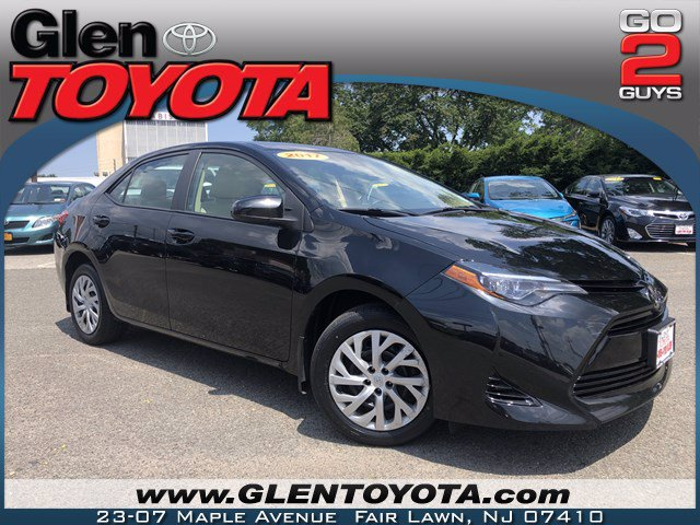 Certified Pre-Owned 2017 Toyota Corolla LE 4-CYL SEDAN