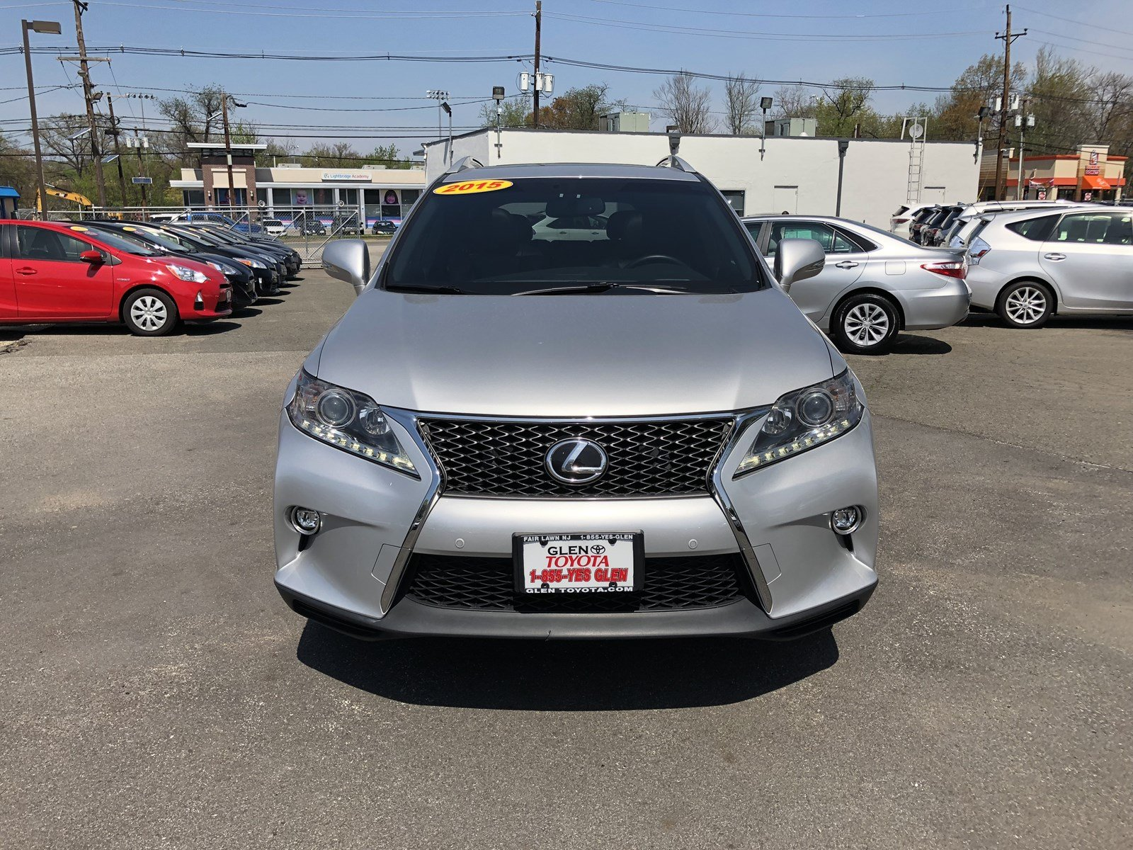 Pre-Owned 2015 Lexus RX 350 F Sport AWD SUV
