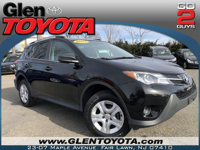 Certified Pre-Owned 2013 Toyota RAV4 BSE