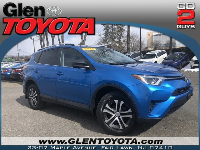 Certified Pre-Owned 2016 Toyota RAV4 LE AWD SUV