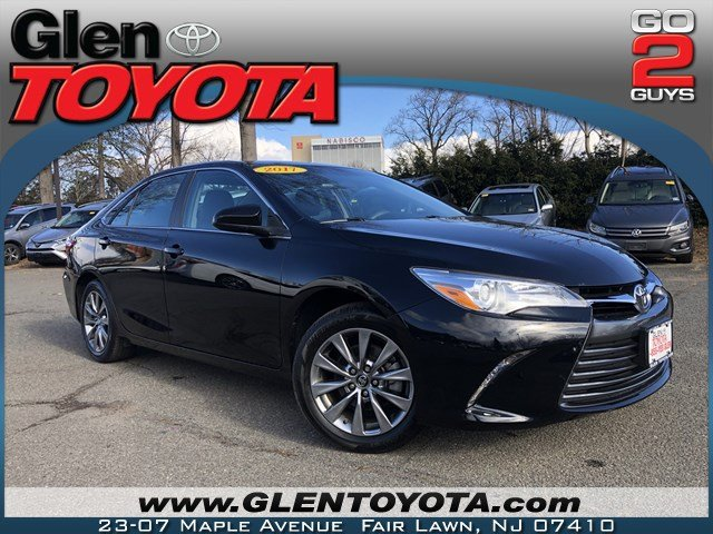 Certified Pre-Owned 2017 Toyota Camry XLE 4-CYL 4DR SEDAN