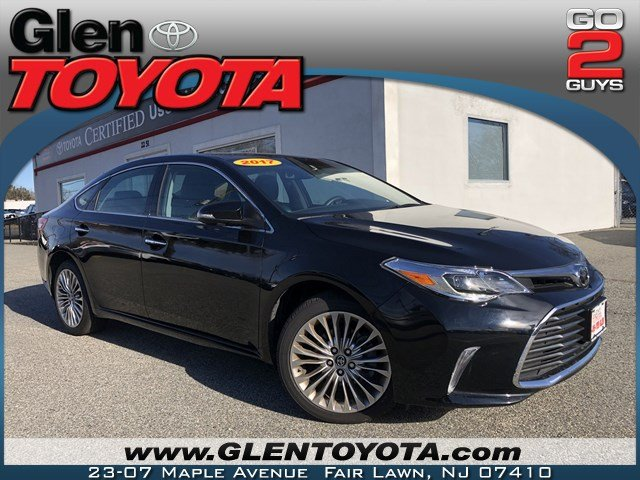 Certified Pre Owned 2017 Toyota Avalon Ltd