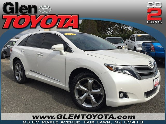 Certified Pre Owned 2015 Toyota Venza LTD
