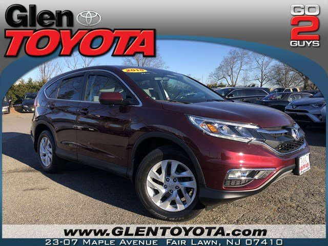 Pre-Owned 2015 Honda CR-V EX 4-CYL AWD SUV