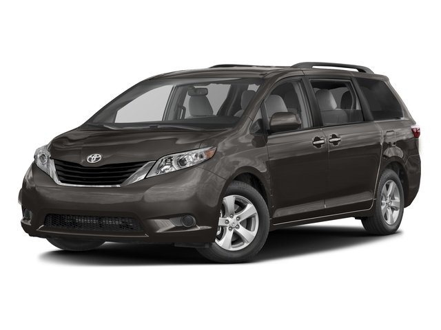 Pre-Owned 2017 Toyota Sienna LE