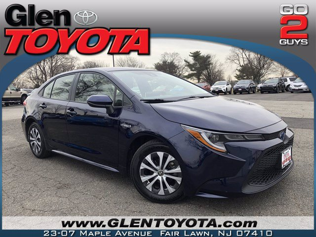 Certified Pre-Owned 2020 Toyota Corolla Hybrid LE 4DR SEDAN