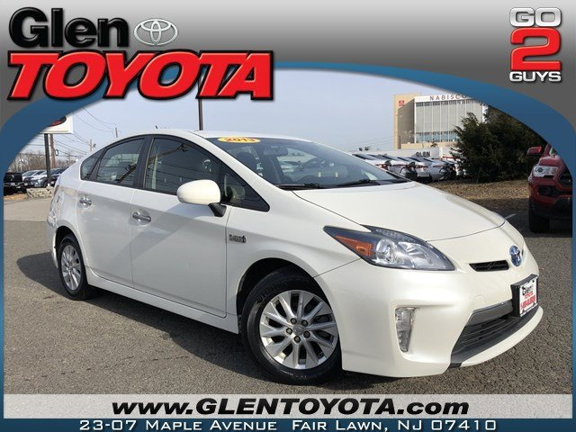 Certified Pre-Owned 2013 Toyota Prius Plug-in STD