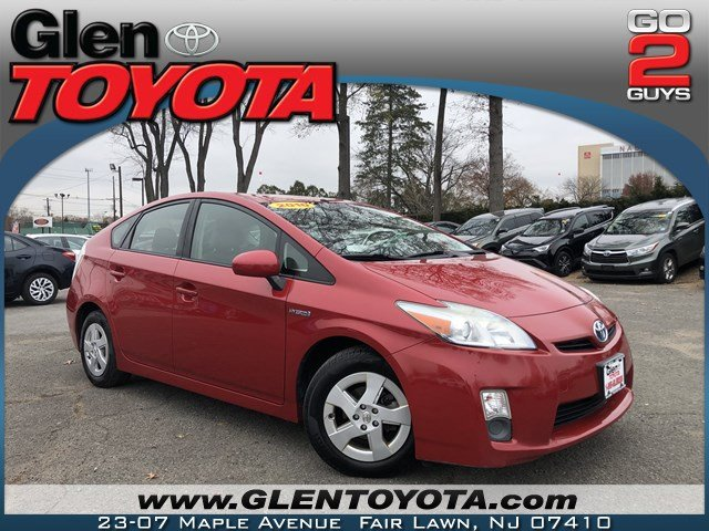 Pre Owned 2010 Toyota Prius Iv Hybrid Hatchback