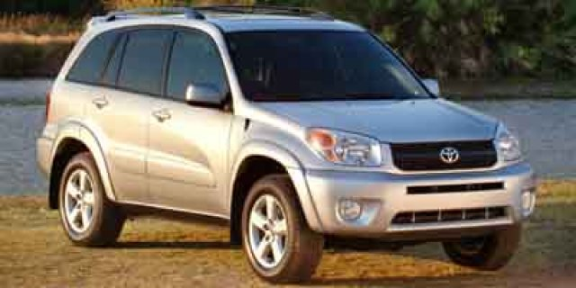 Pre-Owned 2004 Toyota RAV4 4DR 4WD AT