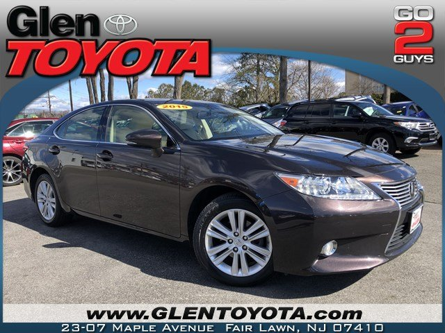 Pre-Owned 2015 Lexus ES 350 V6 4DR SEDAN