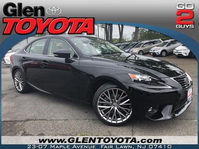 Pre Owned 2015 Lexus IS 250 V6 AWD SEDAN W.