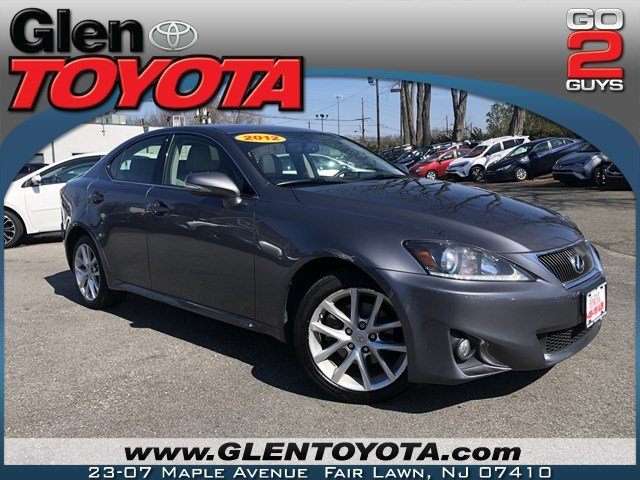 Pre Owned 2017 Lexus Is 250 V6 Awd Sedan