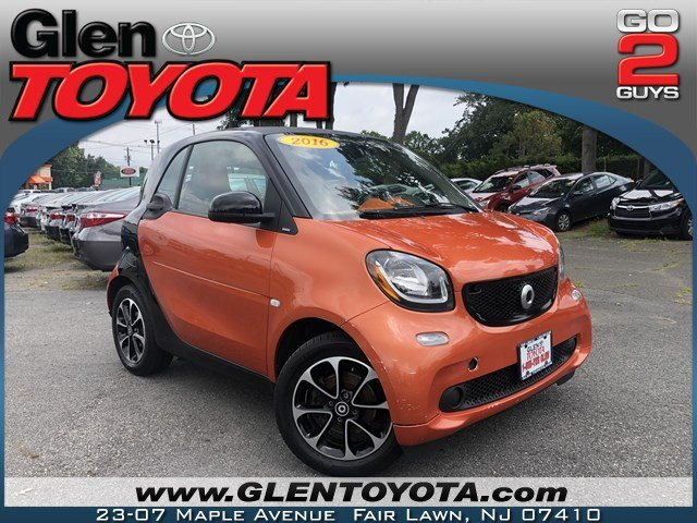 Pre-Owned 2016 smart fortwo Passion 2DR COUPE