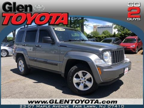 Pre-Owned 2012 Jeep Liberty Sport V6 4WD SUV