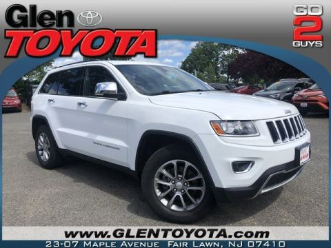 Pre-Owned 2014 Jeep Grand Cherokee Limited V6 4WD SUV
