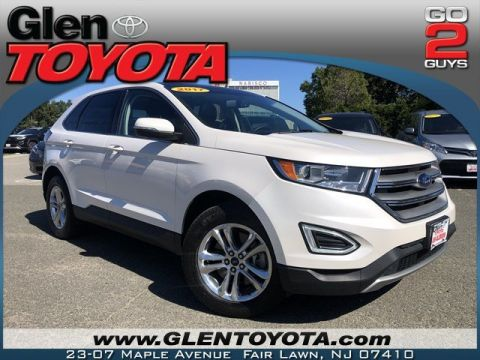 Pre-Owned 2017 Ford Edge SEL 4-CYL AWD SUV