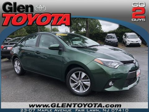 Pre-Owned 2015 Toyota Corolla LE ECO Plus 4-CYL SEDAN