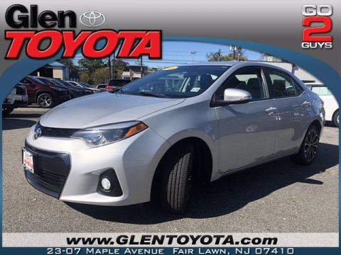 Pre-Owned 2016 Toyota Corolla S 4-CYL 4DR SEDAN