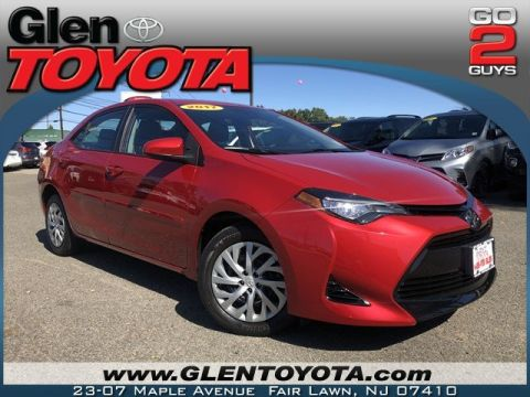 Certified Pre-Owned 2017 Toyota Corolla LE 4-CYL 4DR SEDAN