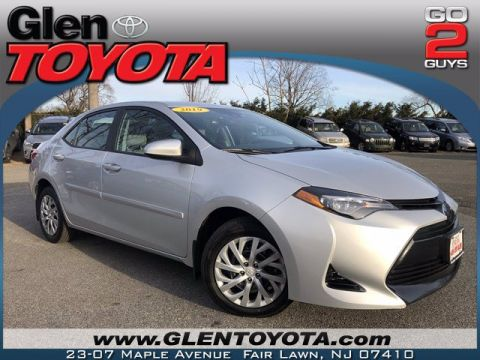 Pre-Owned 2019 Toyota Corolla LE 4-CYL 4DR SEDAN