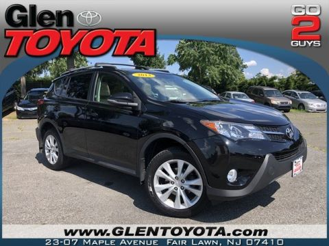 Pre-Owned 2013 Toyota RAV4 Limited 4-CYL AWD SUV