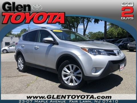 Certified Pre-Owned 2013 Toyota RAV4 LTD