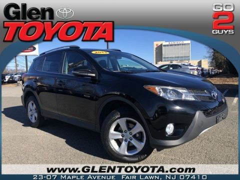 Pre-Owned 2013 Toyota RAV4 XLE 4-CYL AWD SUV