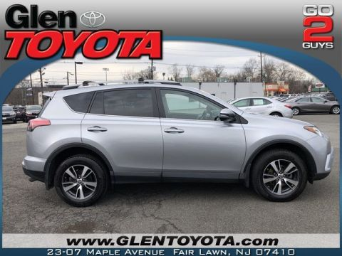 Certified Pre-Owned 2017 Toyota RAV4 XLE AWD SUV
