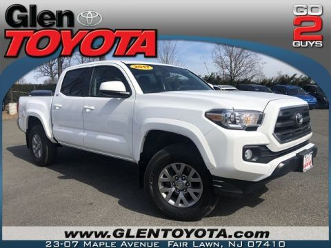 Certified Pre-Owned 2017 Toyota Tacoma SR5 V6 4WD DBL CAB