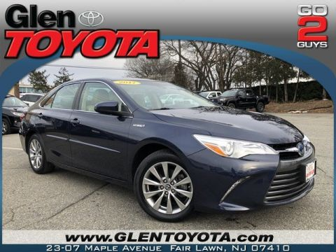 Certified Pre-Owned 2017 Toyota Camry Hybrid XLE SEDAN
