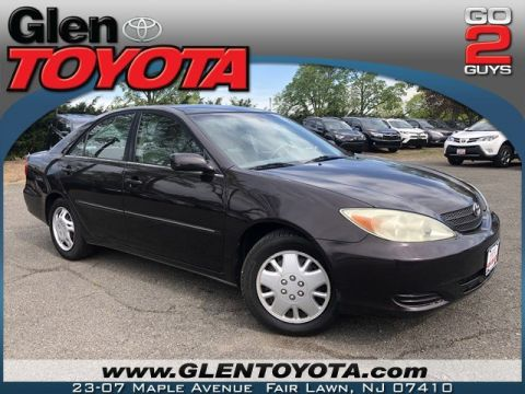 Pre Owned 2002 Toyota Camry Xle 4 Cyl 4dr Sedan