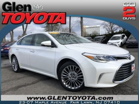 Certified Pre-Owned 2016 Toyota Avalon Limited V6 4DR SEDAN