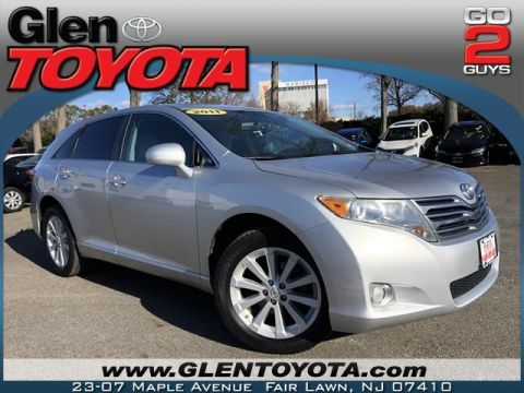 Pre-Owned 2011 Toyota Venza LE 4-CYL AWD WAGON
