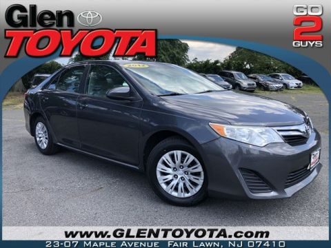 Pre-Owned 2012 Toyota Camry LE 4-CYL 4DR SEDAN