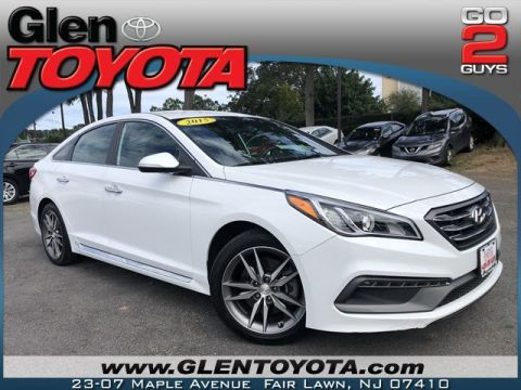 Pre-Owned 2015 Hyundai Sonata 2.0T Sport 4-CYL SEDAN
