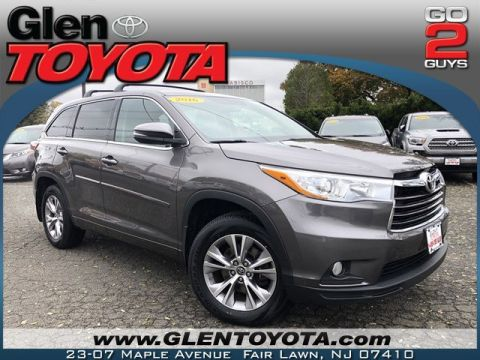Certified Pre-Owned 2016 Toyota Highlander LE Plus V6 AWD SUV