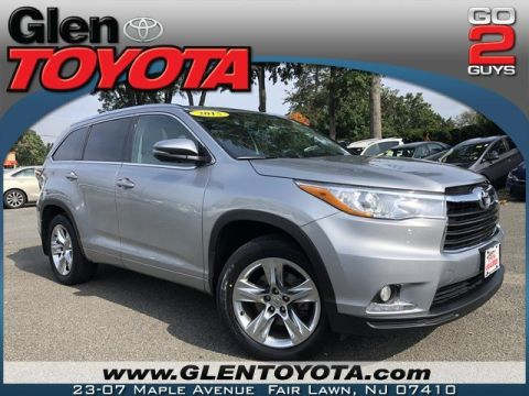 Certified Pre-Owned 2015 Toyota Highlander Limited V6 AWD SUV