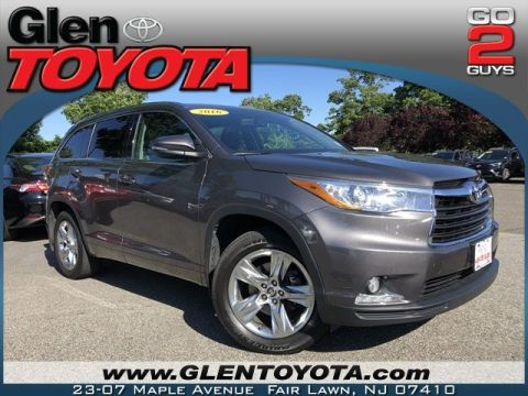 Certified Pre-Owned 2016 Toyota Highlander Limited V6 AWD SUV