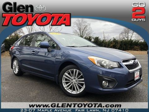 Pre-Owned 2013 Subaru Impreza 2.0i Limited 4-CYL AWD WAGON