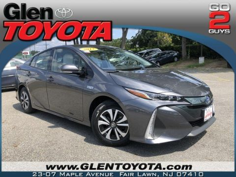 Certified Pre-Owned 2017 Toyota Prius Prime STD
