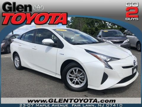 Certified Pre-Owned 2016 Toyota Prius Two HYBRID HATCHBACK