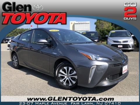 Certified Pre-Owned 2019 Toyota Prius XLE AWD HYBRID HATCHBACK