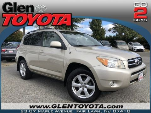 Pre-Owned 2008 Toyota RAV4 Ltd 4-CYL 4WD SUV