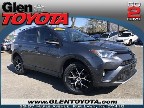 Certified Pre-Owned 2016 Toyota RAV4 SE 4-cyl AWD SUV