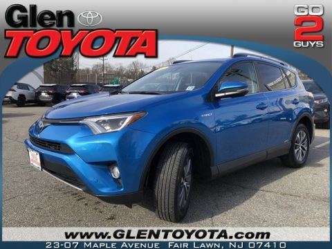 Certified Pre-Owned 2017 Toyota RAV4 Hybrid XLE AWD SUV