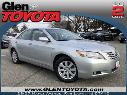 Pre-Owned 2007 Toyota Camry XLE 4-cyl 4dr Sedan